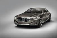 BMW Vision Future Luxury Concept - lujo futurista