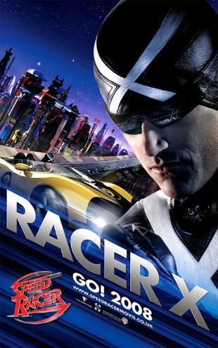 Matthew Fox en Speed Racer