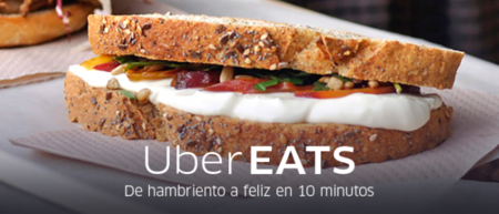 Y ahora, comida a domicilio: Uber lanza UberEATS en Barcelona