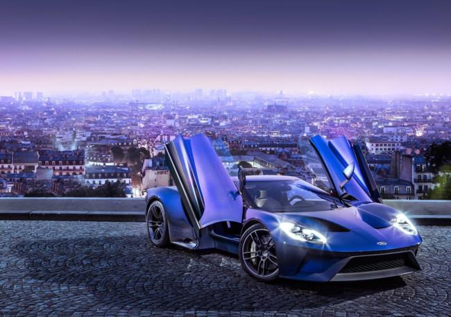 Hennessey Performance promete futuras mejoras para el nuevo Ford GT