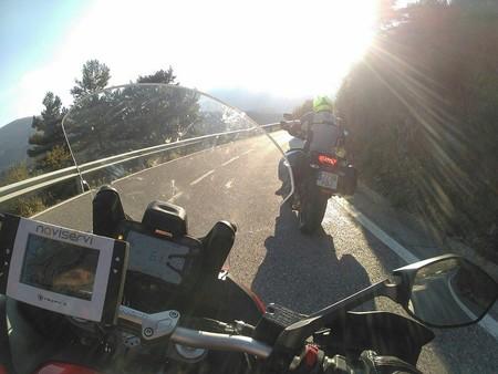 Del Mar Cantábrico al Mediterráneo: 1.100 km de aventura en el rally Dos Mares 2018 de Ducati