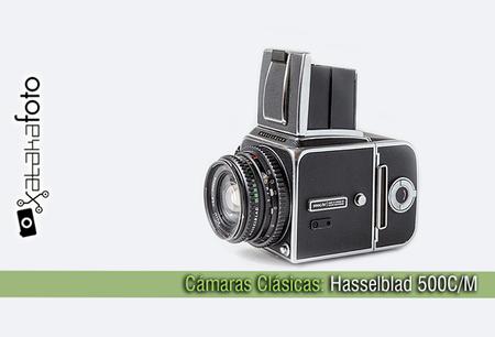 Cámaras Clásicas: Hasselblad 500C/M