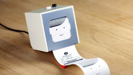 Little Printer, la pequeña impresora amiga inseparable de tu smartphone