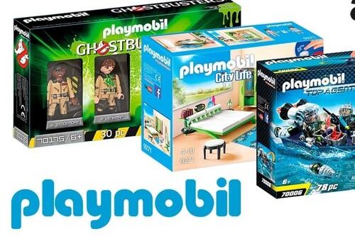 Ofertas del día en sets de Playmobil: una gran oportunidad para adelantarse y hacer las compras navideñas ahorrando con Amazon