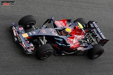 Buemi el más rápido y Piquet el último...en Jerez