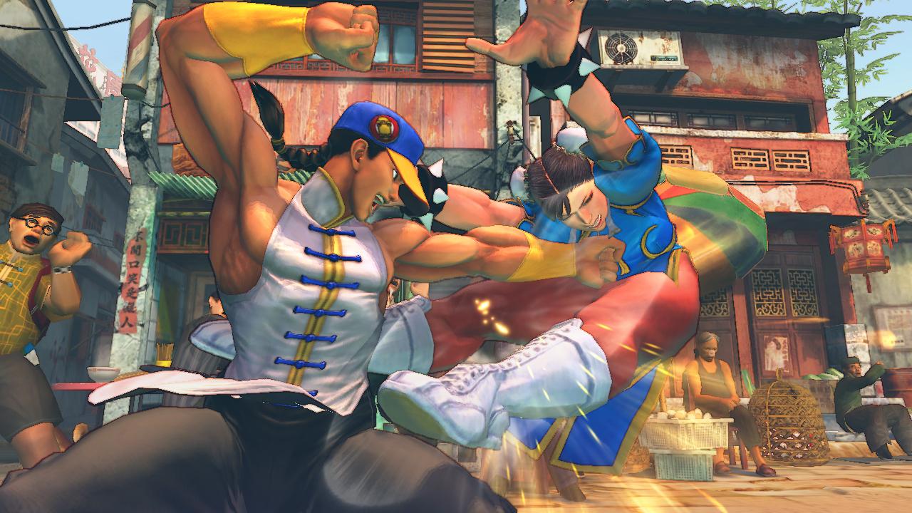 Foto de Super Street Fighter IV Arcade Edition [Abril 2011] (14/16)