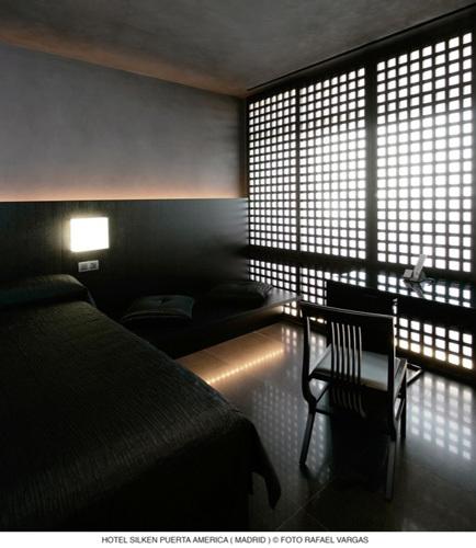 Foto de Hotel Puerta América: Arata Isozaki  (6/11)