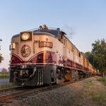 Viñedos y un asesinato: así es el viaje especial del Napa Valley Wine Train