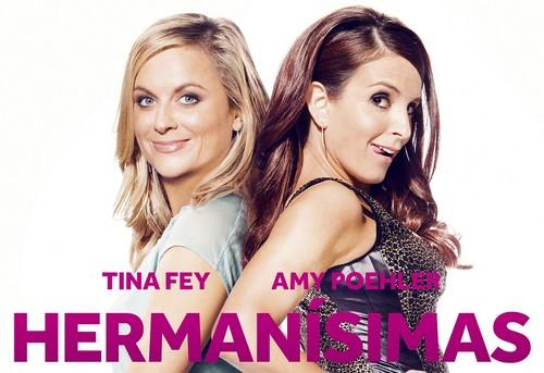 'Hermanísimas', Tina Fey y Amy Poehler no hacen milagros