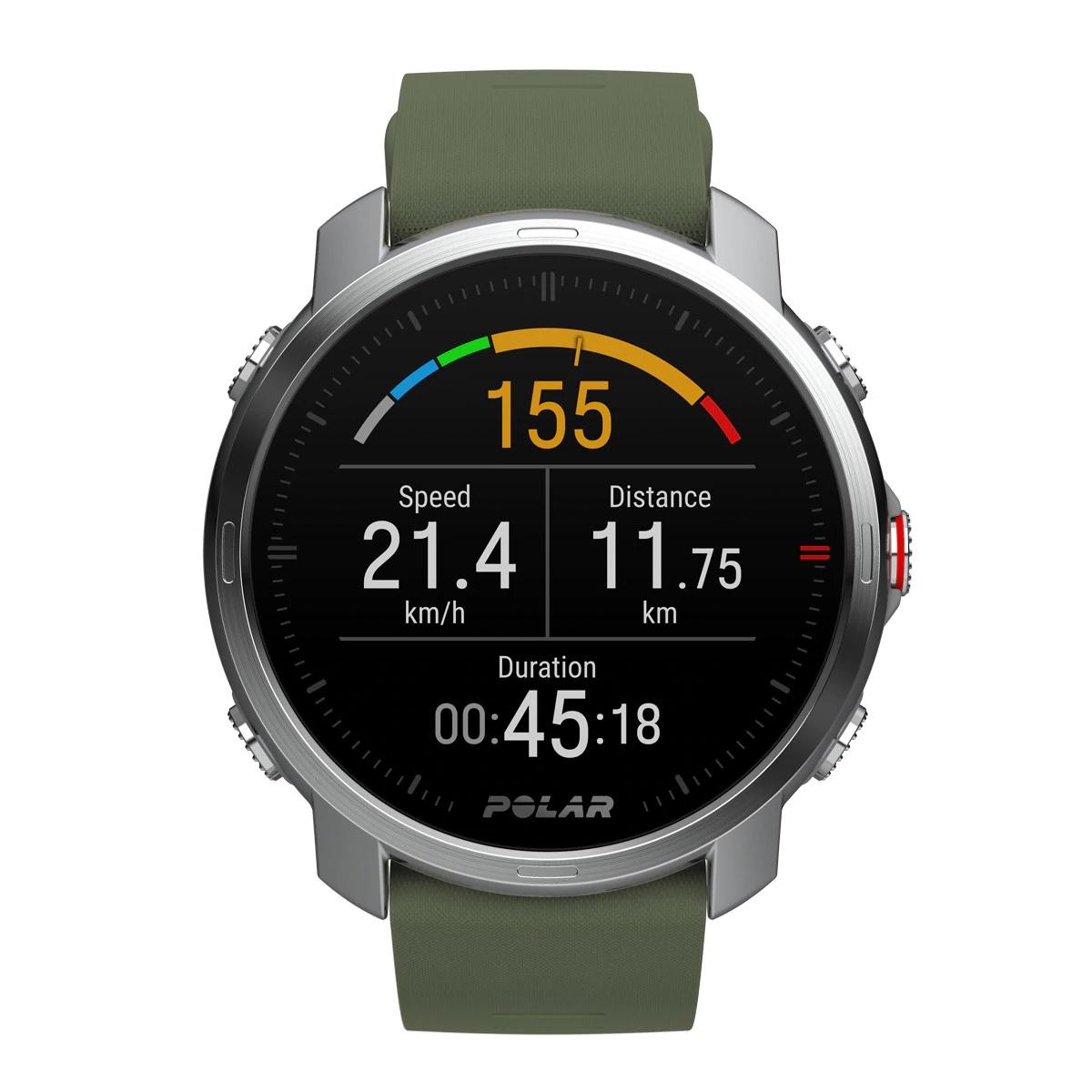 Smartwatch con GPS GRIT X de Polar