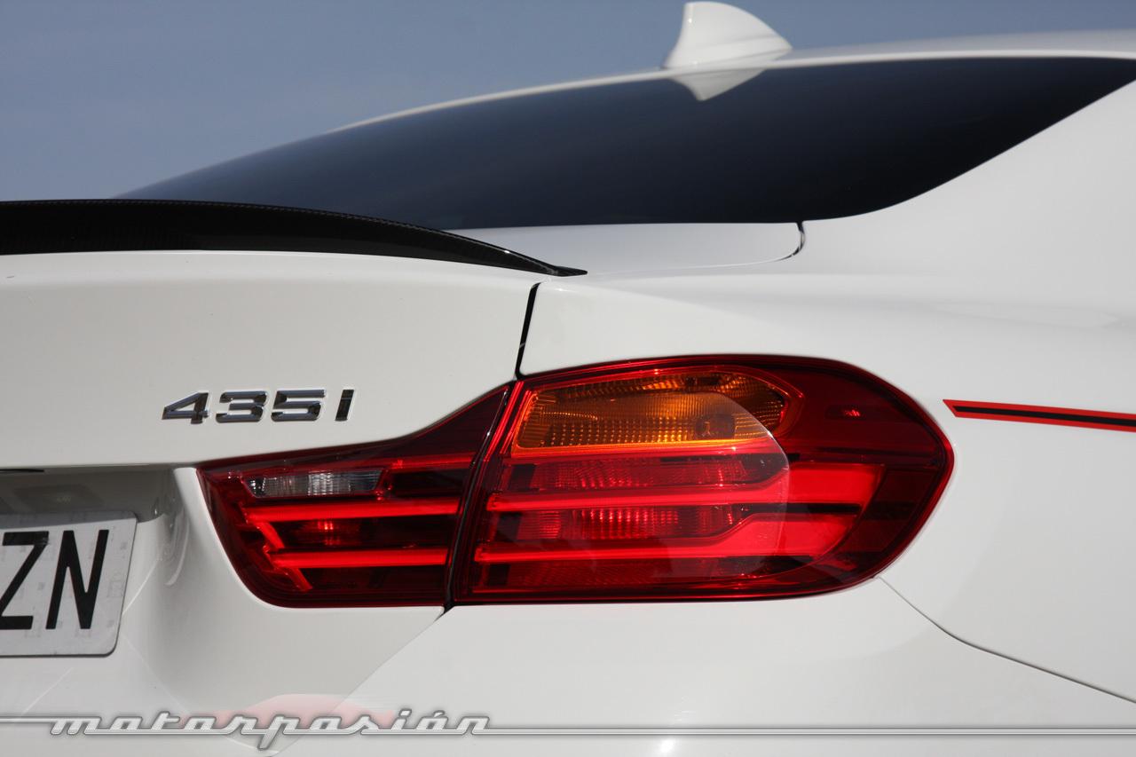 Foto de BMW 435i Coupé - Accesorios M Performance (12/26)