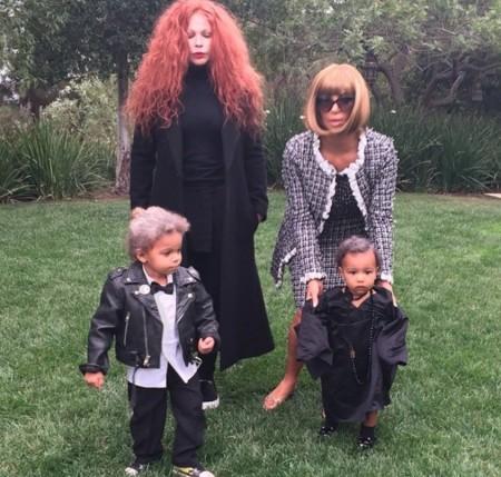 Kim Kardashian Halloween 2014