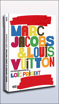 Exclusivo y fashion: Marc Jacobs y Louis Vuitton en DVD
