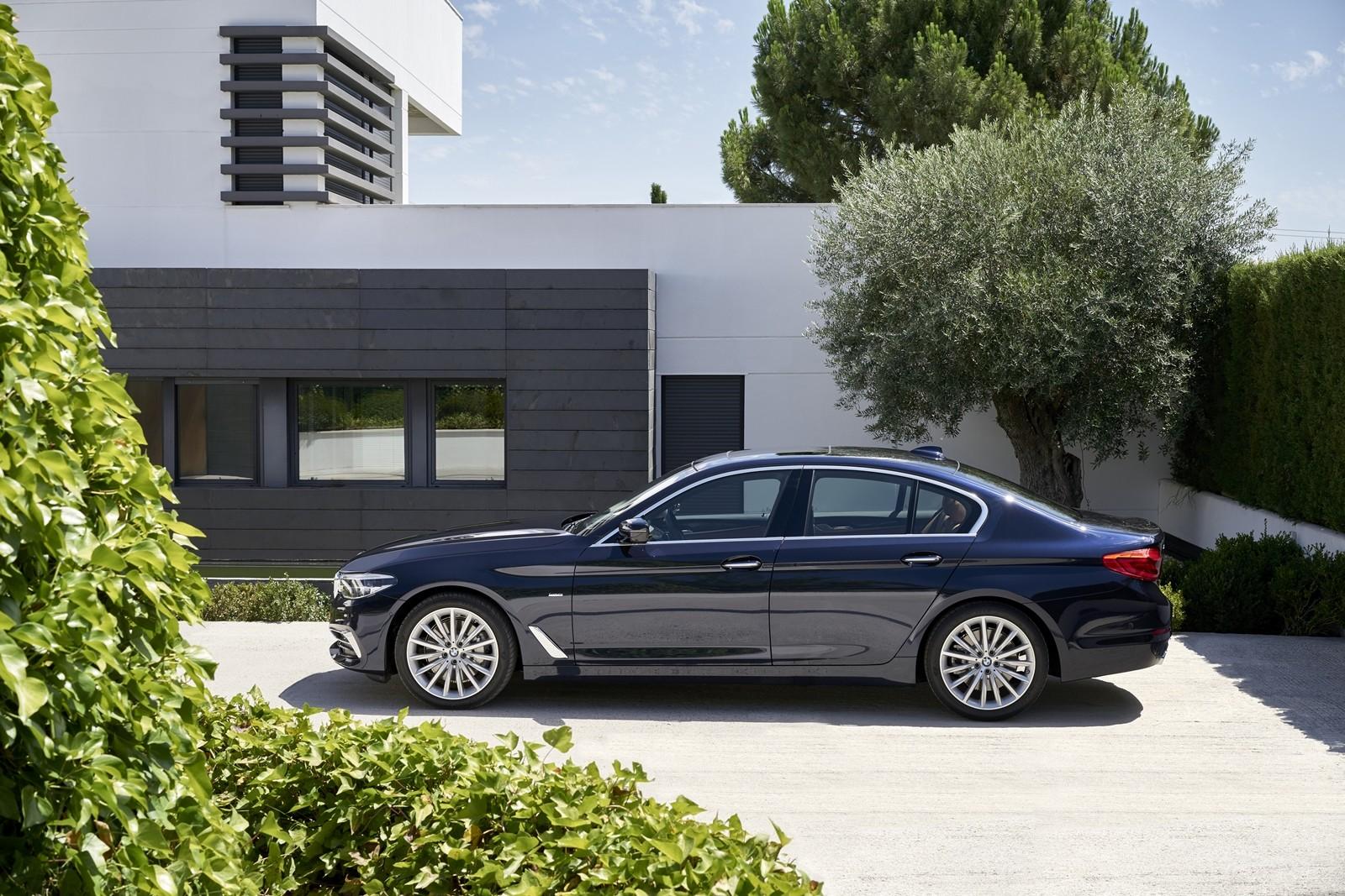 Foto de BMW Serie 5 2017 (89/134)