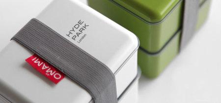 La Lunch Box de Omami convierte a la fiambrera en un producto molón