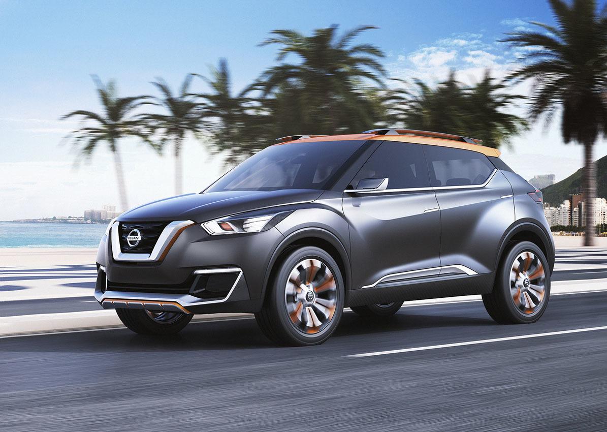 Foto de Nissan Kicks Concept (1/26)