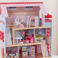 En Amazon tenemos la casita de muñecas Chelsea Doll por 61 euros y envío gratis