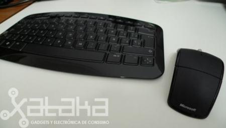 Microsoft Arc Keyboard, lo hemos probado