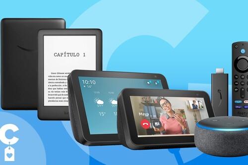 Aprovecha las ofertas en dispositivos Amazon antes de que se agoten en el Black Friday: Fire TV Stick, Kindle o Echo a precios irresistibles