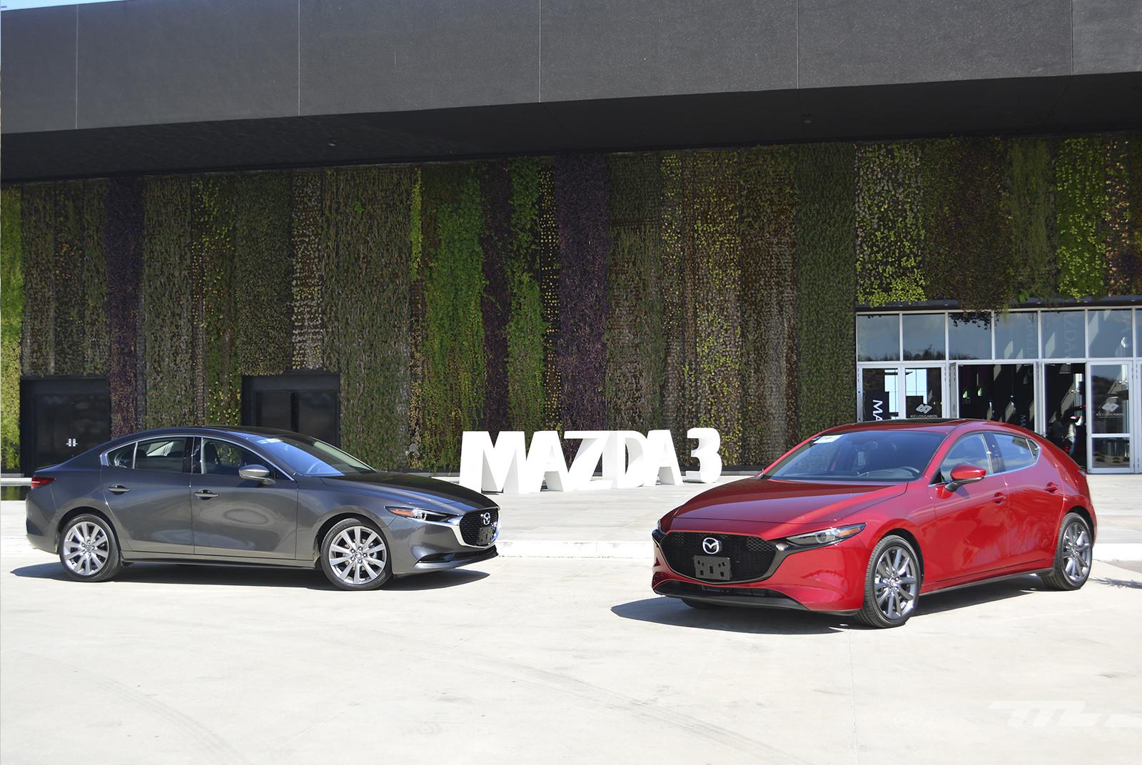 Foto de Mazda 3 2019 en México (19/27)