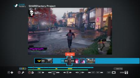 Sony confirma que la actualización del PS4 que incluirá SHAREfactory llegará el 30 de abril