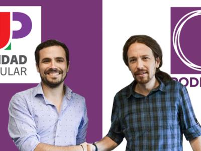 Todos los detalles económicos del acuerdo IU y Podemos