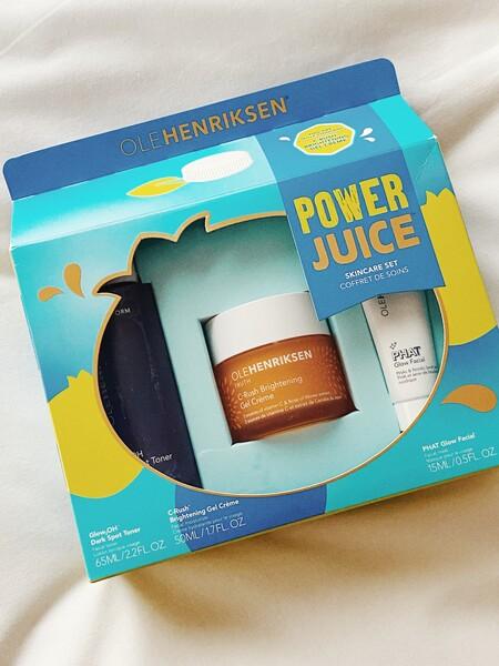 Power Juice Set olehenriksen