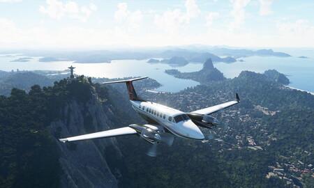 Los espectaculares vuelos de Microsoft Flight Simulator alcanzarán los 30FPS en Xbox Series X/S, a menos que tengas una pantalla VRR