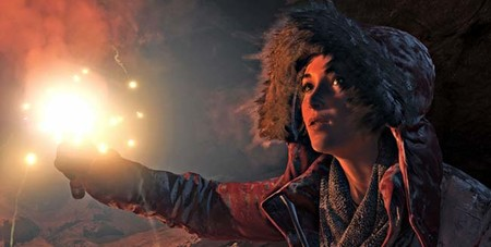 Rise of the Tomb Raider luce espectacular en un PS4 Pro