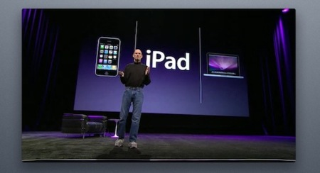 iPad, el vídeo de la keynote ya está disponible