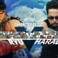 Imagen de la semana: la broma de Harada en Street Fighter V