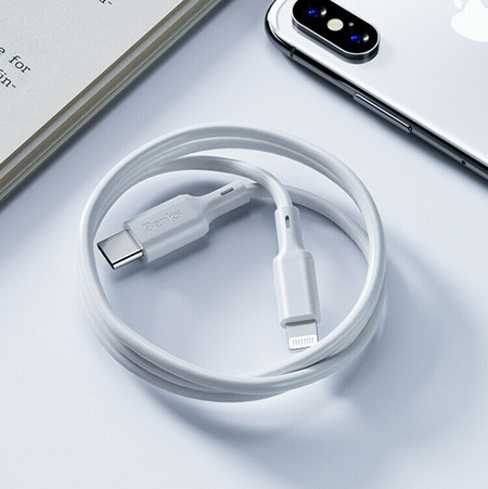 Cable Lightning USB-C Benks