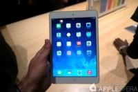 Aparecen los primeros datos de rendimiento del nuevo iPad mini Retina
