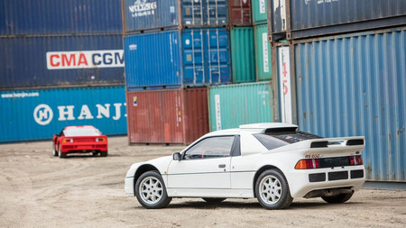 Ford RS200 (1986)