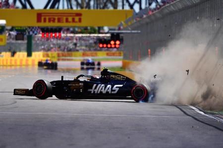 Magnussen Canada F1 2019