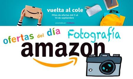Vuelta al cole en Amazon: 7 ofertas del día en fotografía