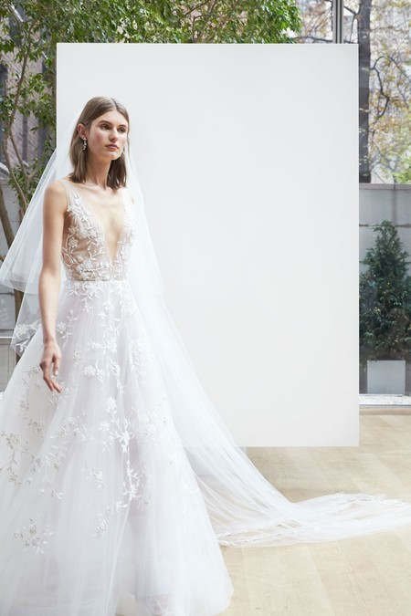 oscar renta bridal