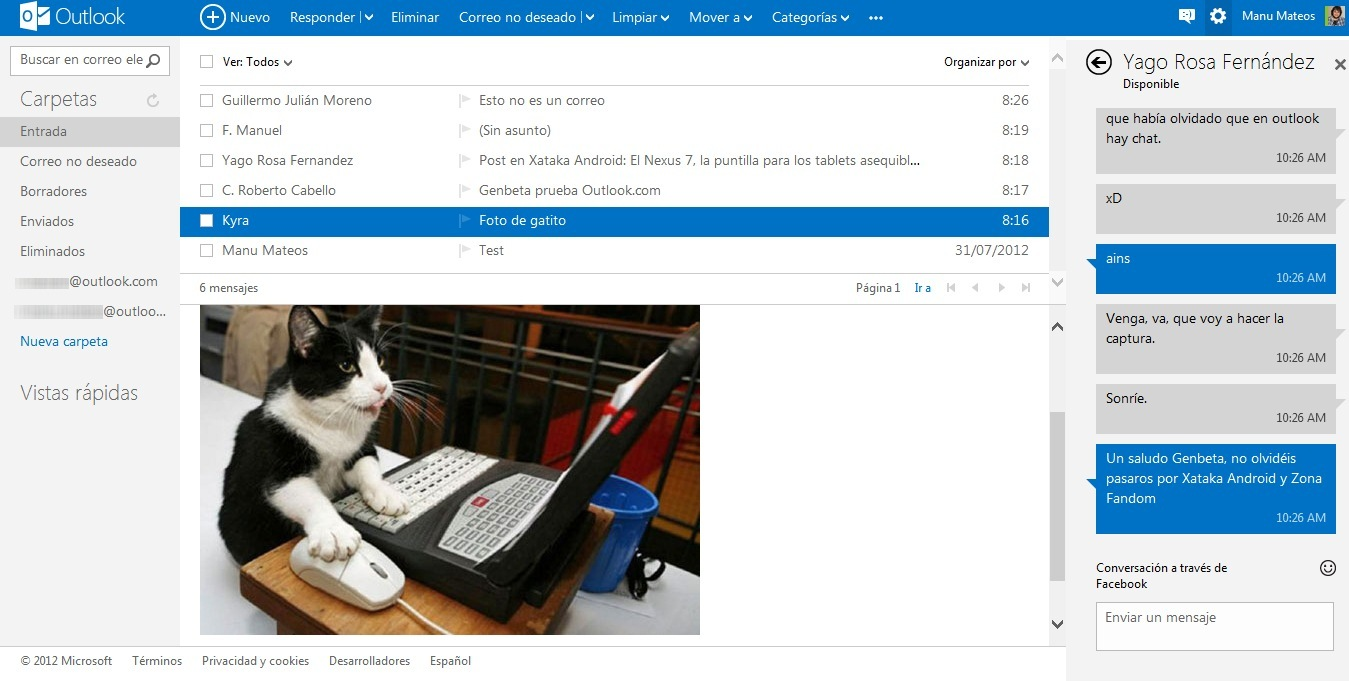 Foto de Outlook.com (9/9)