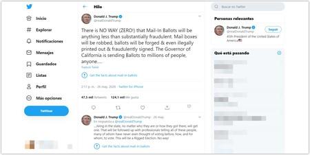 Donald J Trump En Twitter There Is No Way Zero