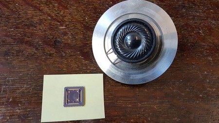 Una nueva aplicación del grafeno permitiría altavoces ultradelgados basados en el efecto termo-acústico