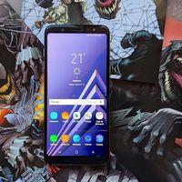 Samsung Galaxy A6 Plus al precio más bajo en Amazon: 284,90 euros