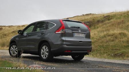 Honda CR-V 1.6 i-DTEC, a la venta desde 21.900 euros