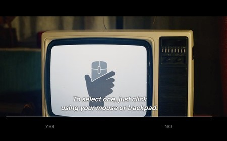 El momento de la decisión en Black Mirror Bandersnatch