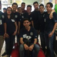 Estudiantes mexicanos desarrollan vehículo para sortear inundaciones