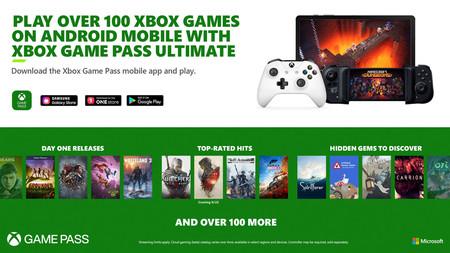 Estos son los más de 150 juegos que forman parte del juego en la nube de xCloud con Xbox Game Pass Ultimate