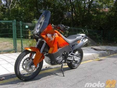 KTM 990 Adventure, la prueba. Conclusiones finales y galería de fotos (4/4)