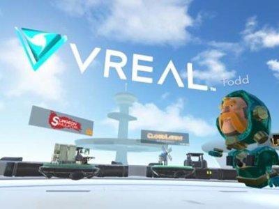 VREAL será la plataforma para hacer streams de juegos en realidad virtual