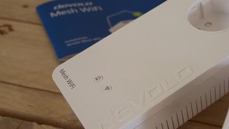 Devolo Mesh Wifi 2 Detalle Leds