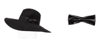 sombrero lazo zara