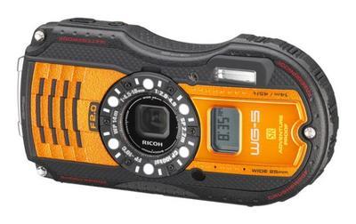 Ricoh WG-5 GPS, todos los detalles acerca de la nueva cámara «todoterreno» con GPS